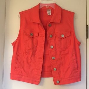 Canyon River Blues Vest